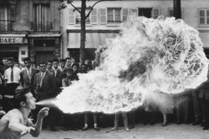 Izis - Rochechuart Boulevard, Paris, 1959